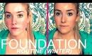 My Winter Foundation Routine! ♡ | rpiercemakeup