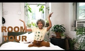 MY BROOKLYN APARTMENT ROOM TOUR (FINALLY) + GIVEAWAY