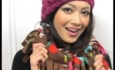 How To DIY Hello Kitty Happy Scarf GREAT Cheap Holiday GIFT!!!