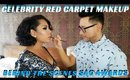 OITNB Red Carpet Celebrity Makeup & Hair Behind the Scenes at the SAG Awards - mathias4makeup