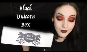 Black Unicorn Subscription Box Unboxing!!
