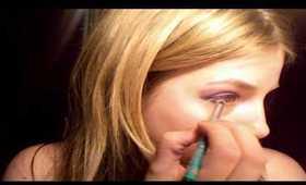 Makeup Tutorial: Color Blocked Eyeshadow!
