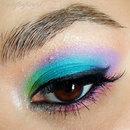 Tropical Eye Look with BA*Star