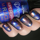 Sparkly Water Marble