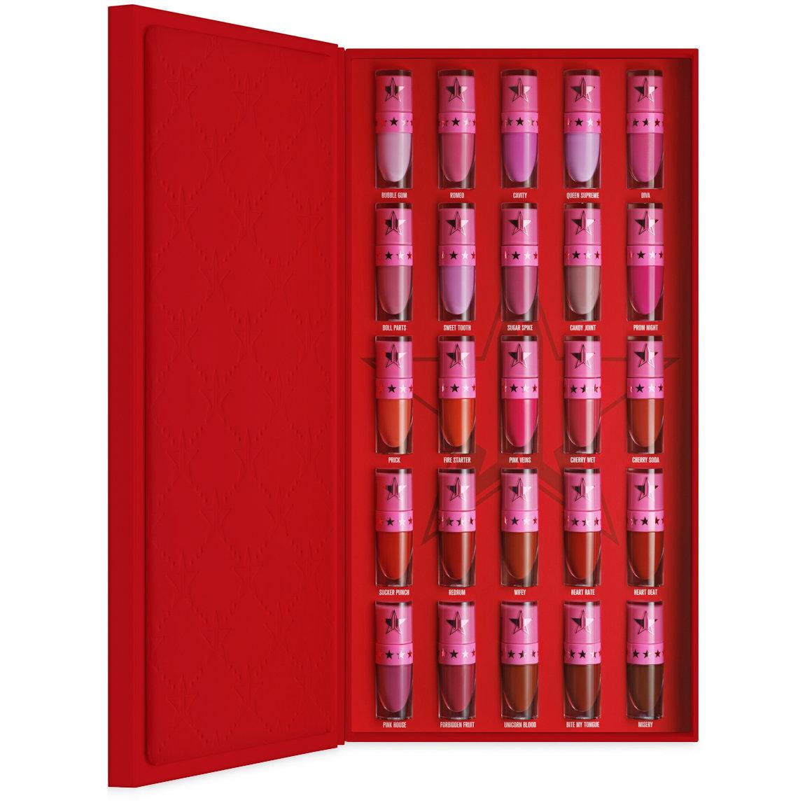 Jeffree Star Cosmetics Blood Sugar Liquid Lipstick Vault alternative view 1 - product swatch.
