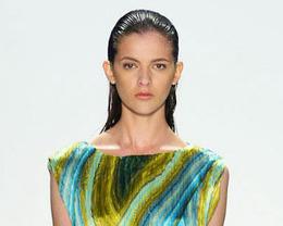 Carlos Miele Hair, New York Fashion Week S/S 2012