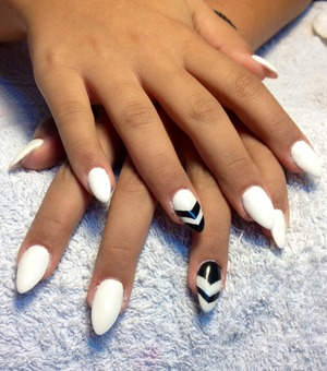 Just had my sexy nails done xx