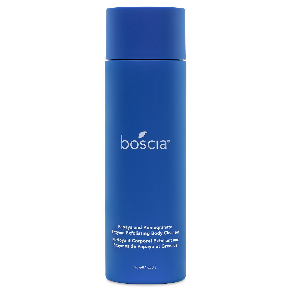 boscia Papaya and Pomegranate Enzyme Exfoliating Body Cleanser alternative view 1 - product swatch.