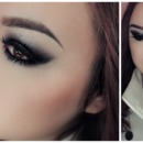 Smokey Eyeliner Makeup