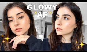 GRWM: EASY GLOWY SUMMER MAKEUP