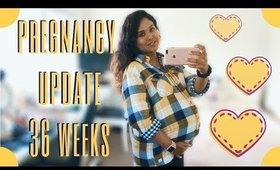 Pregnancy Update   36 Weeks   Gestational Diabetes   Small Baby   Getting Induced   Itsmrsshasha