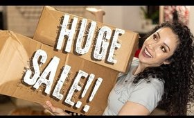 HUGE SALE!! So Many Geeky Goodies! My ThinkGeek Haul