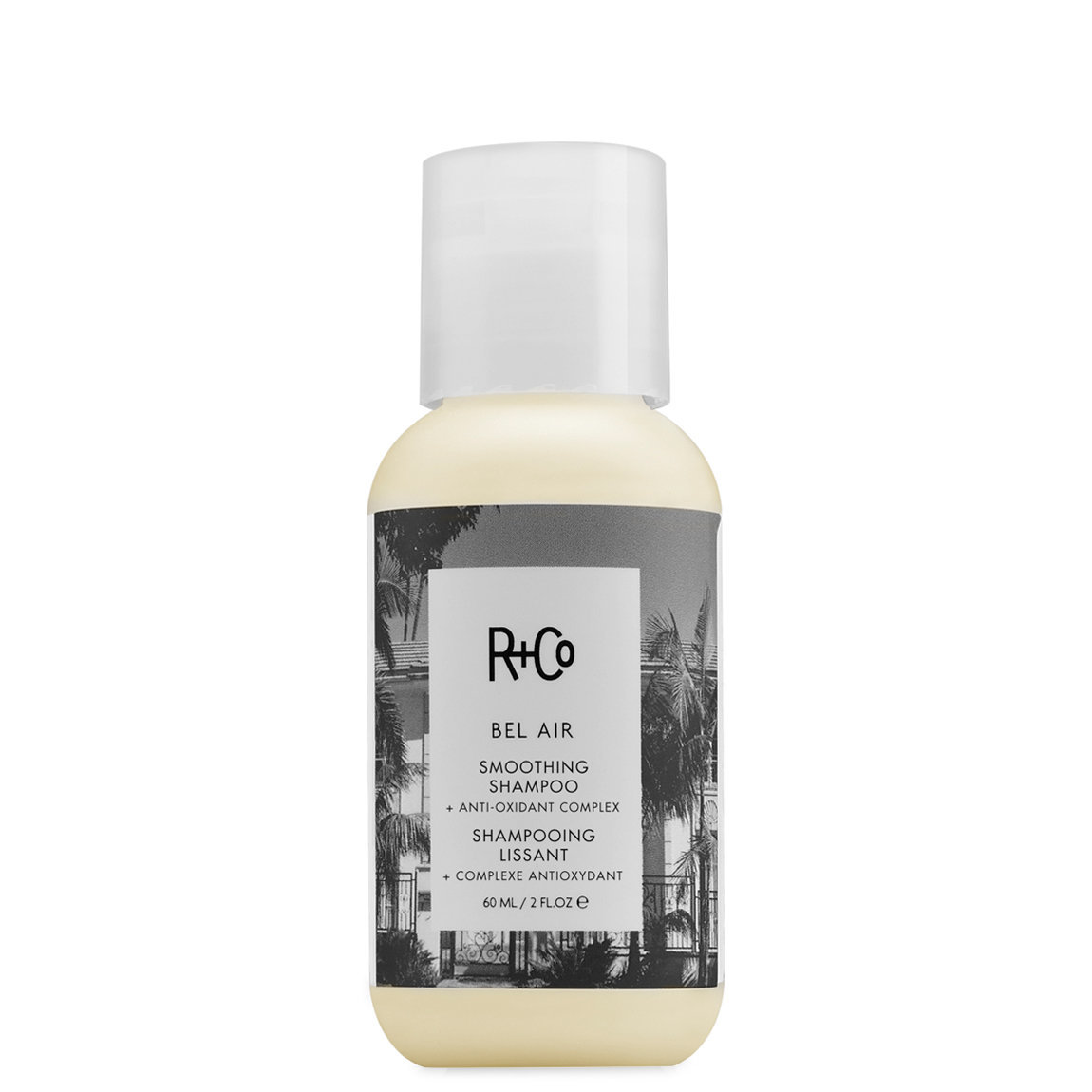 R+Co Bel Air Smoothing Shampoo + Anti-Oxidant Complex 2 oz alternative view 1 - product swatch.