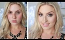 GRWM ♡ Valentines Date Night Makeup! & Outfit!