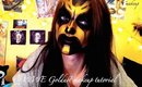 Makeup | WWE Goldust | 🎃 tutorial