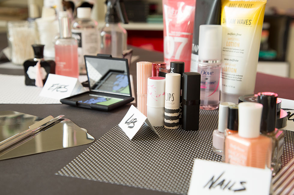 Trade Up How To Host Your Own Beauty Swap Party Beautylish