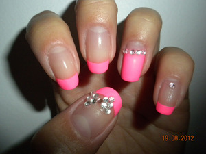 NEON with gems