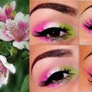 Flower Makeup Inspiration