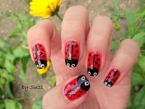 http://beautybysuzi.blogspot.sk/2012/06/ladybug-nail-design.html