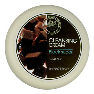 The Face Shop Herb Day Cleansing Cream - Black Sugar