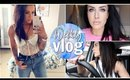WEEKLY VLOG #29 | GET READY WITH ME 💋 MISSGUIDED HAUL 👗
