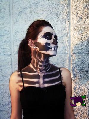 Makeup Artist: Jeanette Evans (myself) Model: Itzel Diaz Photographer: Daniel Villa