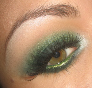 Tutorial for this look right here : http://www.youtube.com/watch?v=6Lea_Ac5M9g