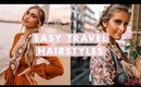 3 Insta-Worthy Travel Hairstyles