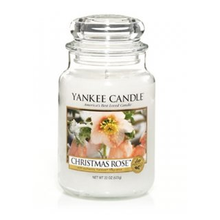 Yankee Candle Christmas Rose (Holiday 2011- Limited Edition)