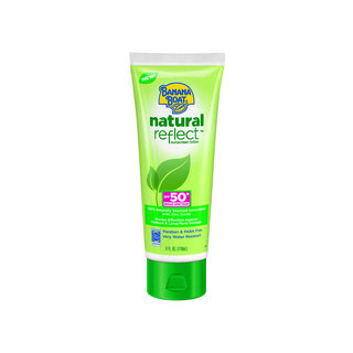 Banana Boat Natural Reflect Sunscreen Lotion SPF 50+