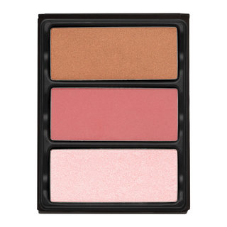 Theory Highlighter, Blush, & Bronzer 01 Enamored