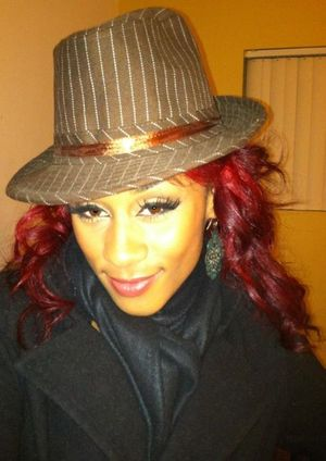 I love my RED hair! :-)