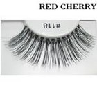 Red Cherry False Eyelashes #118