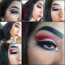 4th of July make up