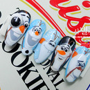 [Sara Nail] Olaf Nail / Frozen olaf / Frozen nail art / Olaf Selfnail