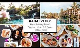 KAUAI VLOG: KOLOA LANDING RESORT, DOLPHINS AT NA PALI COAST, & KAUAI COFFEE