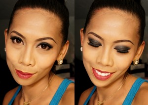 """Lady Gaga """"Marry the night"""" inspired Makeup"""