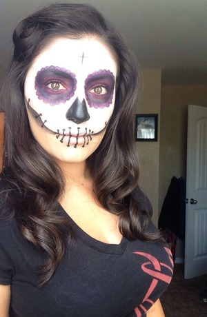This year's Halloween look :)