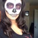 Dia de los Muertos Sugar skull mask