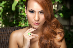 Photoshoot for Gauthier Jewelry  Photog: Christos Swell