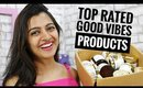 I tried the Highest rated Good Vibes Products - Good vibes haul #6 | Superwowstyle