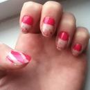 Pinky Nails <3