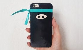 DIY Ninja Phone Case