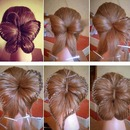 Butterfly braid by: Sarah N.