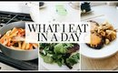What I Eat in a Day (and what my twins eat!) | Kendra Atkins