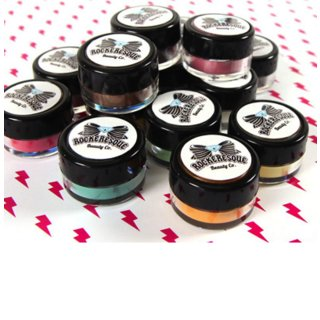Rockeresque Beauty Co. Loose eyeshadow collection