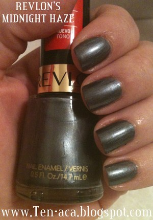 One of my favorite Revlon nail polishes.
