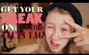 Get Your Freak On: 15 Weird Facts Tag