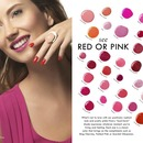 """""""Red/Pink"""" IBD Beauty 2013 Campaign"""