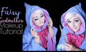 Fairy Godmother Makeup Tutorial